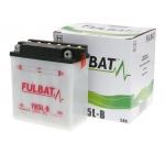 Akkumulátor YB5L-B (12V5AH 121X61X131) - FULBAT savas