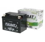 Akkumulátor YTX4L-BS (12V3AH 110X66X87) - FULBAT savas