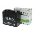 Akkumulátor SLA 12-4 (4AH / 12V - 110x68x89) - Fulbat zselés