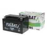 Akkumulátor YTZ10S (12V8.6AH 150X88X93) - FULBAT zselés