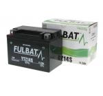 Akkumulátor YTZ14S (12V11.2AH 150X88X110) - FULBAT zselés