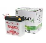 Akkumulátor 6N4-2A ( 6V-4AH 70X70X94) - FULBAT savas