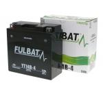 Akkumulátor YT14B-4 (12V12AH 150X69X145) -  FULBAT zselés