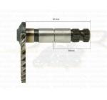Berúgó fogasív - 61mm / 35mm (1)