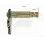 Berúgó fogasív - 63mm / 21mm (1)