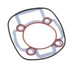 Tömítés szett 50ccm (henger) - Teknix (4 sarok)