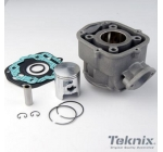 Hengerszett 50ccm - Teknix alumínium