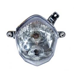 Lámpa (első) - Derbi (Gyári - OEM 865385)